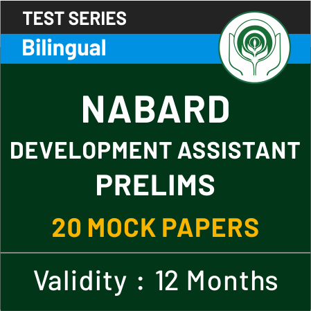 NABARD Development Assistant 2019: Last Minute Tips_60.1