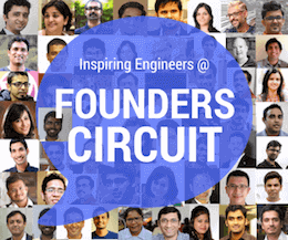Founders Circuit CrazyEngineers