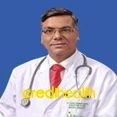 Dr sunil kumar gupta oncologist fortis