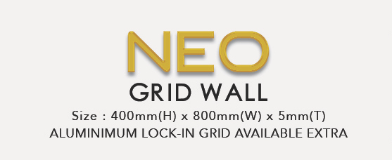 Image of Neo Grid Wall