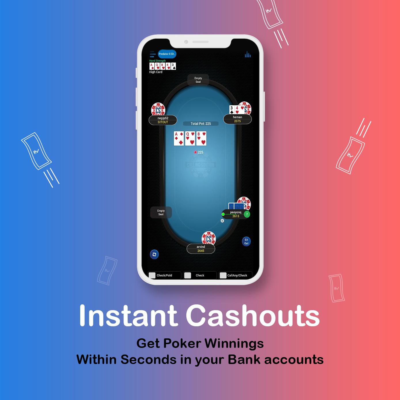 Instant Cashout