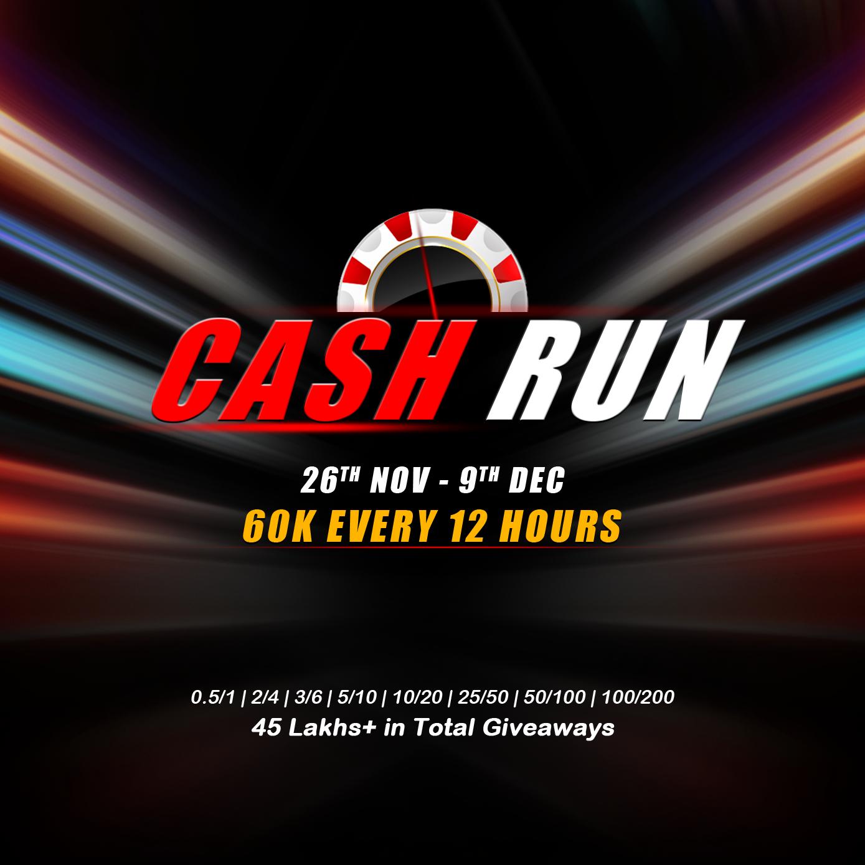 Cash Run