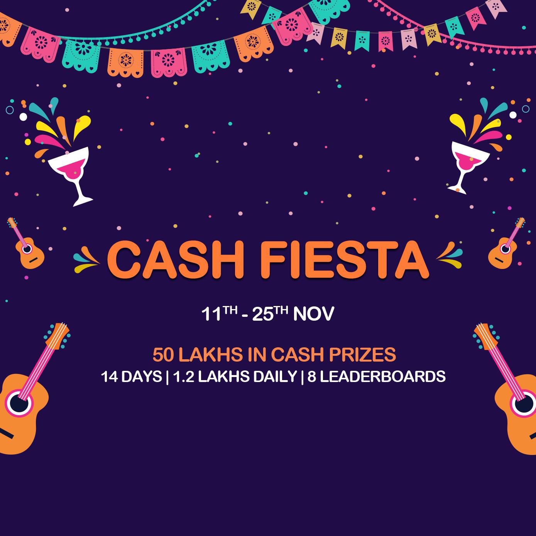 Cash Fiesta