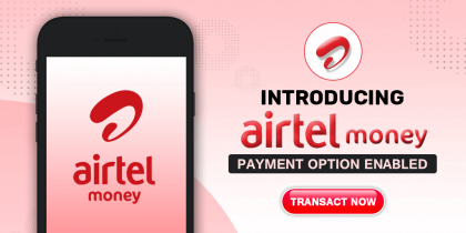 Introducing Airtel Money Payments