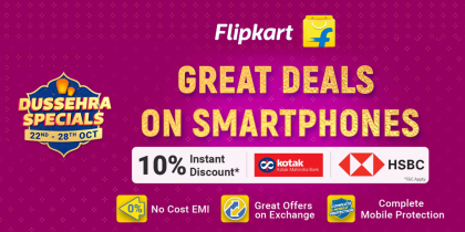 Flipkart Dassehra Special Offer