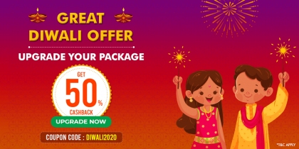 Diwali Dhamaka Offer
