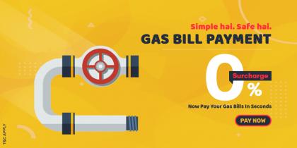Gas Bill Payment
