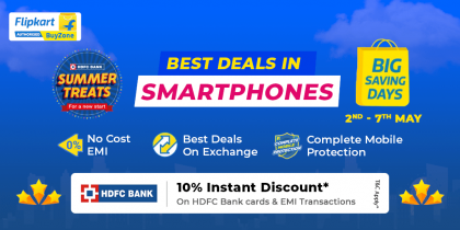 Best Deals In Smartphone