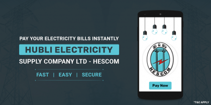 Hubli Electricity Bill Payment