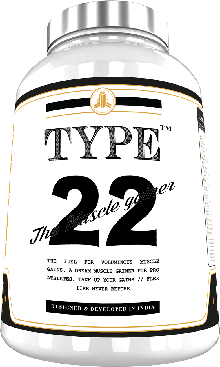 Type22 mass gainer weight gaine