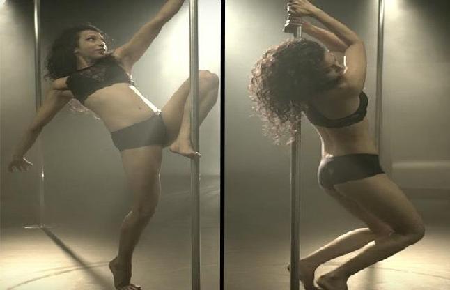 इस लड़की का Hot pole Dance वीडियो हुआ वायरल, अबतक 13 लाख लोगों ने देखा