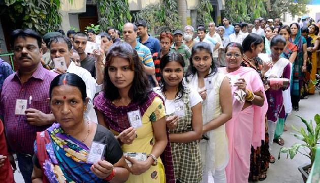 असम पंचायत चुनाव में हुआ 65.5 फीसदी मतदान, पुलिस की गोलीबारी 1 की मौत