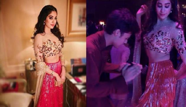 श्रीदेवी की बेटी जाह्नवी कपूर का ब्वॉयफ्रेंड के साथ 'हॉट' वीडियो सोशल मीडिया में Viral !