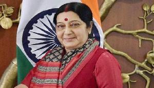 विवादों को सुलझाने के लिए भारत ने की पहल, सुषमा 22 अप्रैल को जाएंगी चीन