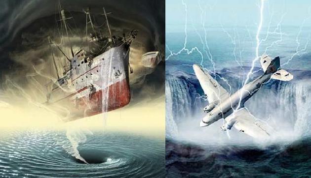 आखिर सुलझ गया रहस्य, इस वजह से बरमूडा ट्राएंगल खो जाते हैं समुद्री जहाज और प्लेन!