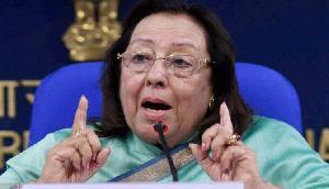 पाक के विदेश मंत्री ने कहा सलमान को मुस्लिम हाेने के कारण मिली सजा, मणिपुर की राज्यपाल ने दिया जवाब