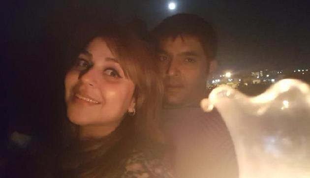 कपिल शर्मा ने शेयर की अपनी प्रेमिका की तस्वीर, किया अपने प्यार का इजहार