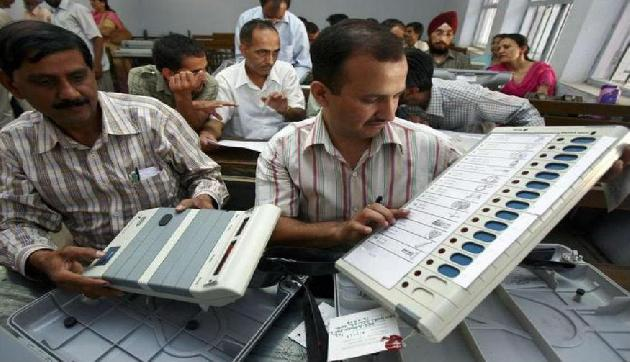 चुनाव से पहले छावनी में बदला नागालैंड, 77 कंपनियों ने संभाला मोर्चा