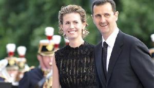 बच्चों के साथ तस्वीर पोस्ट कर विवादों में घिरीं सीरियाई राष्ट्रपति की पत्नी