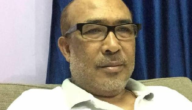 मणिपुर में हुए हथियारों की चोरी को CM ने बताया राज्य के लिए खतरनाक