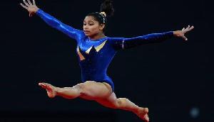 एशियाई खेलों से पहले अभ्यास के लिए रूस  गई थी दीपा कर्माकर!