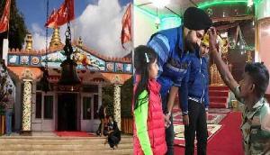 सिक्किम में है बजरंगबली का अनोखा मंदिर, पुजारी की भूमिका निभाते हैं जवान