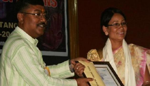 मिलिए मणिपुर की गीता से, जो अपने हुनर से बढ़ा रही हैं राज्य का नाम