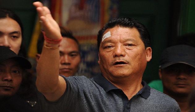 गोजयुमो ने भी छोड़ा विमल गुरुंग का साथ, थामा विनय तमांग का हाथ