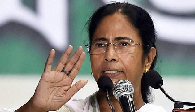 बयान देकर फंस गर्इ ममता, रिजिजू के साथ कांग्रेस ने भी दीदी को बताया गलत