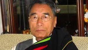 नागालैंड के मुख्यमंत्री ने दाखिल किया नामांकन