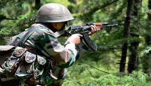 असम: आर्मी-पुलिस का संयुक्त अभियान, एक आतंकी ढेर, हथियार बरामद