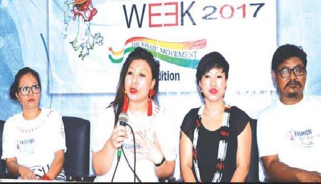 नार्थ ईस्ट इंडिया फैशन वीक का असम संस्करण 26 को