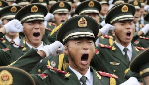 चीनी मीडिया ने कहा, भारतीय सैनिकों को धक्के मारकर डोकलाम से निकालेंगे