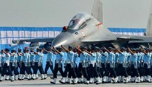 IAF के दल ने रचा एक और इतिहास, पैदल तय कर डाली 4500 किमी की दूरी
