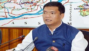 अरूणाचल प्रदेश में भारत चीन सीमा पर कोई तनाव नहीं: पेमा खांडू