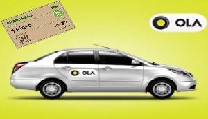 ओला कैब्स लाई 1 रुपए का बम्पर ऑफर, जानिए कैसे उठाएं फायदा!