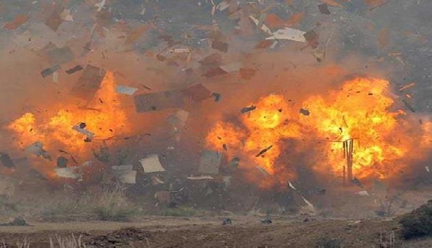 इस संगठन ने जवानों पर बम से बोल दिया हमला, इस तरह ली हमले की जिम्मेदारी