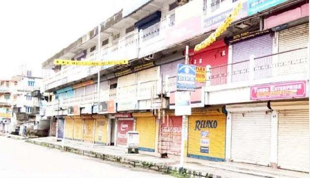 मणिपुर- मुस्लिम संगठन ने किया बंद का ऐलान, लोग परेशान