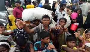 रोहिंग्या मुसलमानों की अवैध घुुसपैठ में मदद कर रहे हैं ये लोग