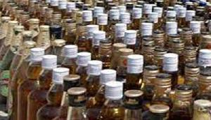राज्यों से बरामद की गई अवैध शराब की खेप, इस राज्य में बेचने का था इरादा