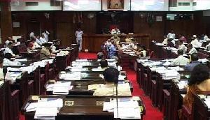 विधानसभा में पाकिस्तान के खिलाफ प्रस्ताव पारित करने की मांग