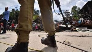 मुस्लिम युवक हसन अली की मौत के बाद पुलिस अधिकारी का ऐसा हुआ हाल