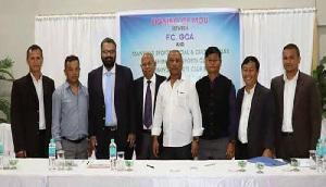 शिलांग और एफसी गोवा के 3 क्लबों के बीच हुआ समझौता