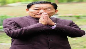 मुख्यमंत्री पवन चामलिंग ने एथनिक केंद्र की रखी आधारशिला