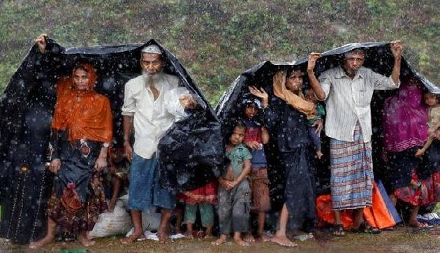 असम में रोहिंग्या को घुसाने के लिए सुनियोजित कोशिश की जा रही : हिमंत