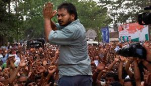 अखिल गोगोई की गिरफ्तारी के खिलाफ फिर किया केएमएसएस का प्रदर्शन