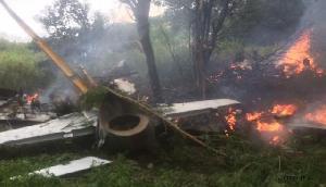 वायुसेना का MI-17 हेलीकॉप्टर अरुणाचल प्रदेश में क्रैश, 7 की मौत