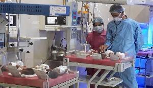बारपेटा मेडिकल कॉलेज में दहशत का माहौल,मरने वाले बच्चों की संख्या बढ़ी