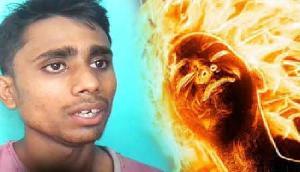 मानवता फिर शर्मशार : दहेज के लालची पति ने पत्नी को जिंदा जलाया