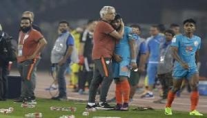 'कोलंबिया से हार के बावजूद भारत को होना चाहिए गर्व'